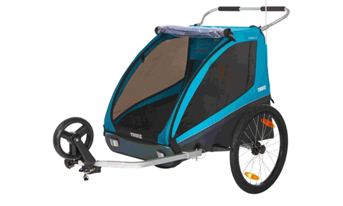 Thule Coaster - 2 Kinder